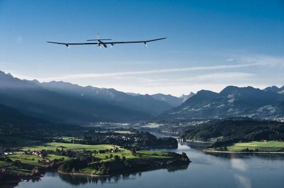 Solar Impulse 2 прилетел на Гавайи