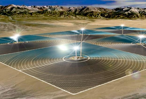 Солнечная электростанция Delingha