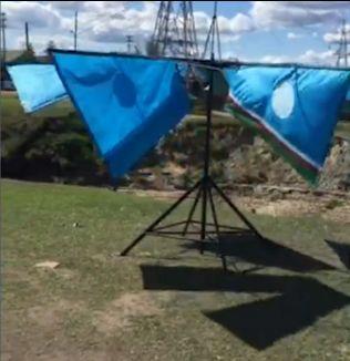 Новый способ получения энергии от воды и ветра