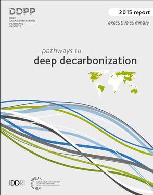 Пути к глубокой декарбонизации