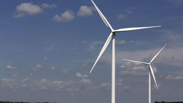 Ветровые электростанции Франции