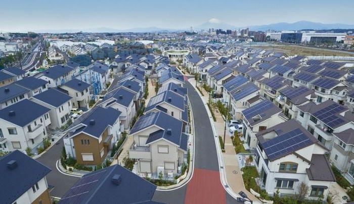 Фуджисава - экологичный город в Японии