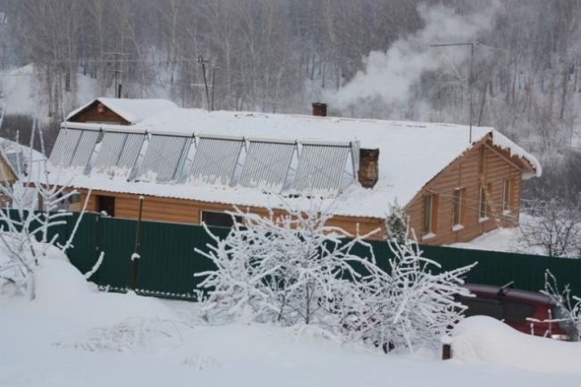 Возобновляемая энергетика в Сибири