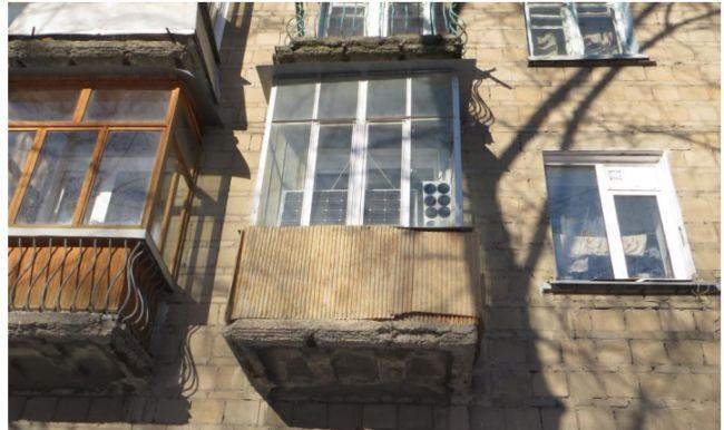 Использование энергии солнца в многоэтажном жилом доме