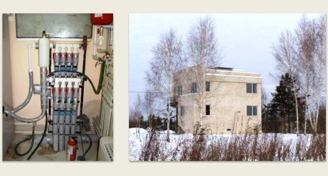 Геотермальное отопление в Сибири