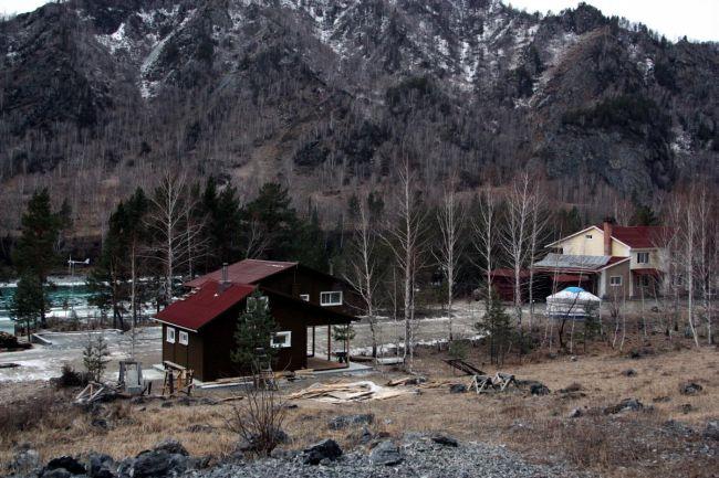 База отдыха Кудюр-Догон