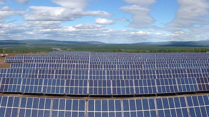 Солнечная энергетика Якутии