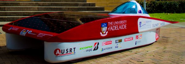 Adelaide University Solar Racing Team - Lumen