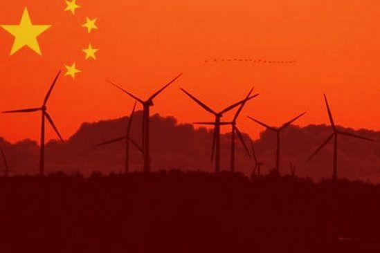 Ветроэнергетика Китая