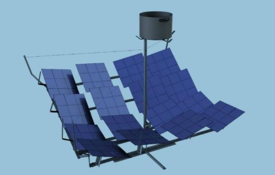 Солнечный концентратор 1