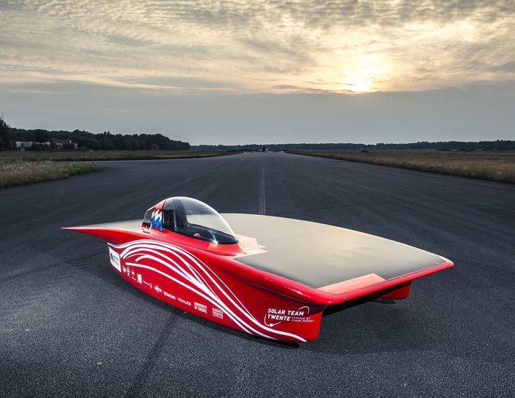 Twente-solar-car