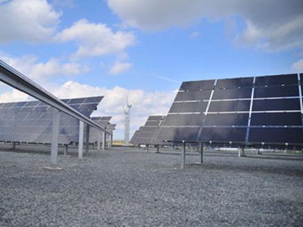 Солнечная станция «АльтЭнерго» в Белгородской области