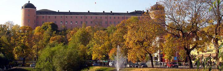 Упсала  один из самых живописных городов Швеции