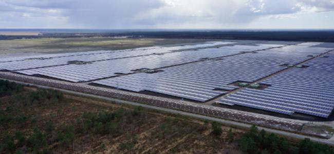 Cestas - крупнейшая солнечная электростанция в Европе