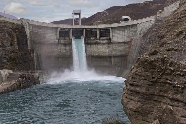 Австрия ГЭС