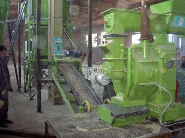 """Тувинская компания """"Таёжный"""" запустила в Ташкагольском районе новый пеллетный завод"""