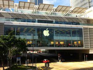 Apple использует возобновляемую энергию
