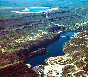 ГАЭС Cortes-La Muela в Испании