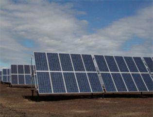 Установленные СЭС по состоянию на 1 октября 2015 г. выработали 390,3 тыс. кВт.ч электроэнергии (фото: www.sakha.gov.ru)