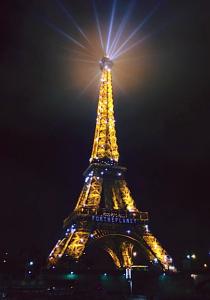 Конференция по вопросам изменени климата COP21 в Париже