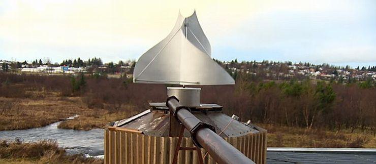 Ветровая турбина IceWind CW1000