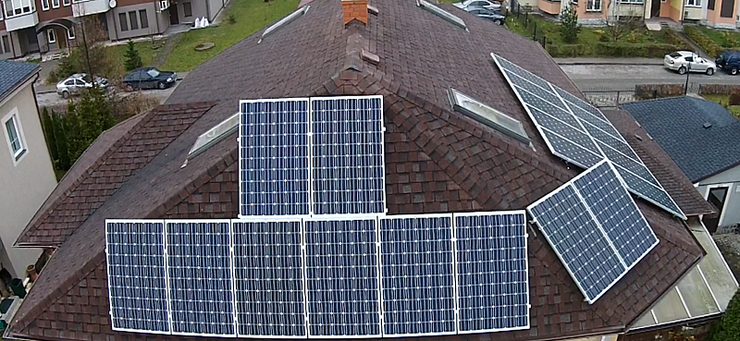 Солнечные батареи в Калининграде