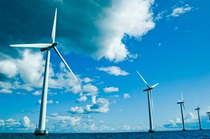 Ветер - основной источник энергии в Великобритании