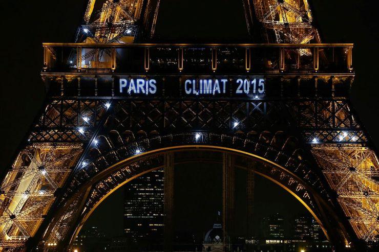 Конференция по климату в Париже