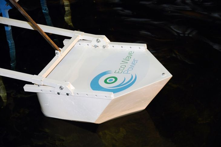 Поплавки Eco Wave Power