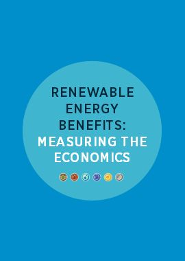 RENEWABLE ENERGY BENEFITS: MEASURING THE ECONOMICS