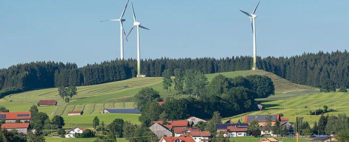 Энергоизбыточный поселок Вильдпольдсрид