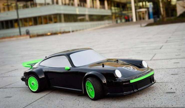 Проект автомобиля на муравьиной кислоте