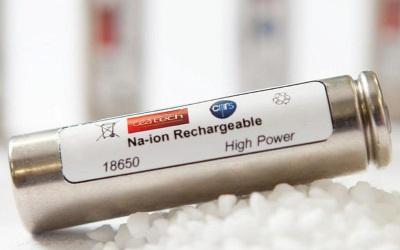 Натрий-ионный аккумулятор