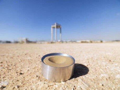 Песок для хранения тепловой энергии