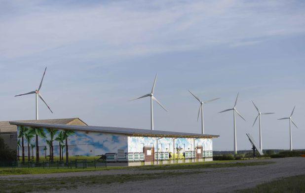 Аккумулирование энергии от ВИЭ