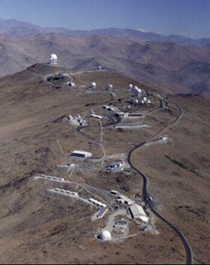 Обсерватория La Silla
