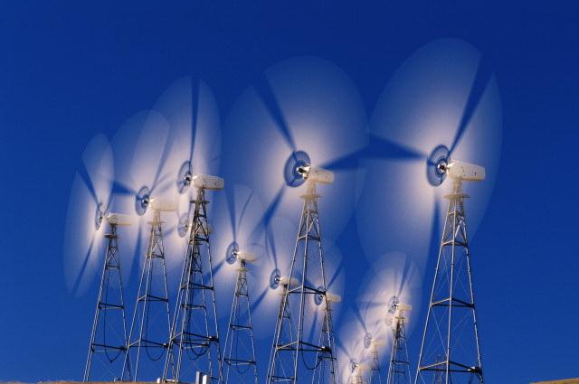 Избыток энергии из возобновляемых источников