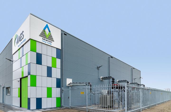 Голландское хранилище электроэнергии компании AES емкостью 20 МВт*часов