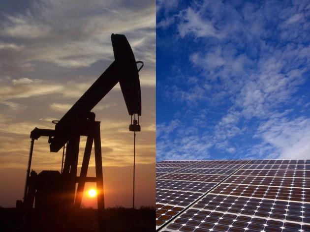 Переход на возобновляемую энергетику