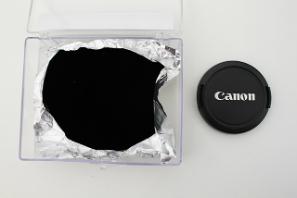 Самый черный материал в мире