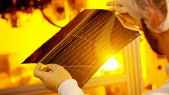 Органические солнечные панели от Heliatek