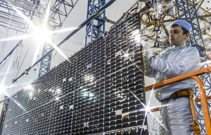 Новый тип солнечных батарей