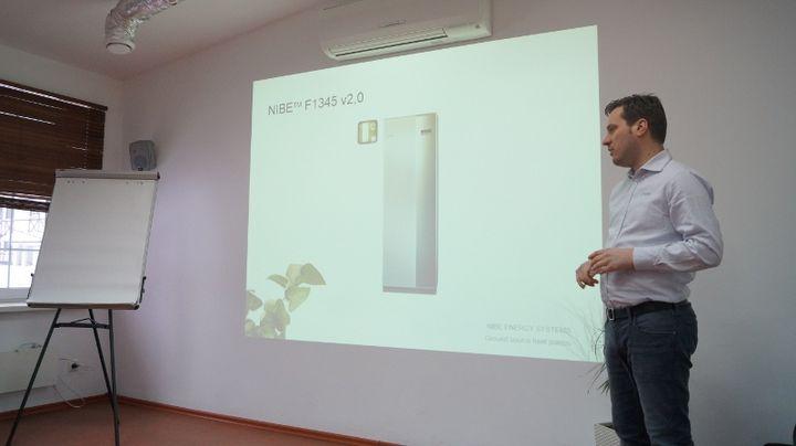 семинар по энергосберегающим технологиям NIBE