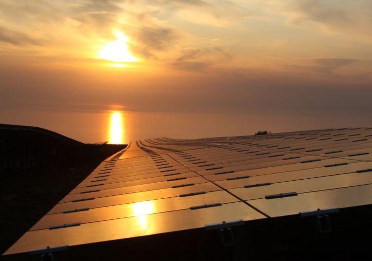 Солнечная электростанция в Чили