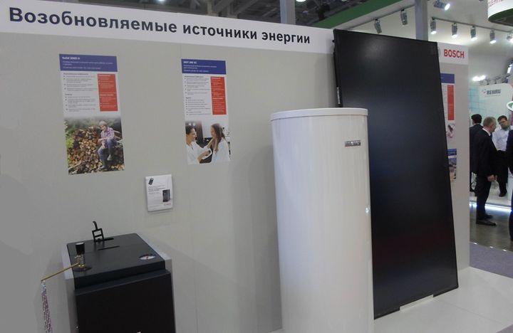 Рынок тепловых насосов в России