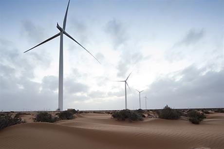 Siemens будет поставлять свои турбины мощностью 2.3MW для проекта в Тарфая