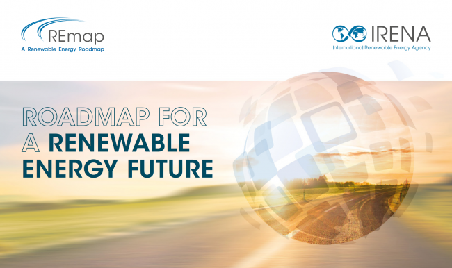 REmap: Roadmap for a Renewable Energy Future