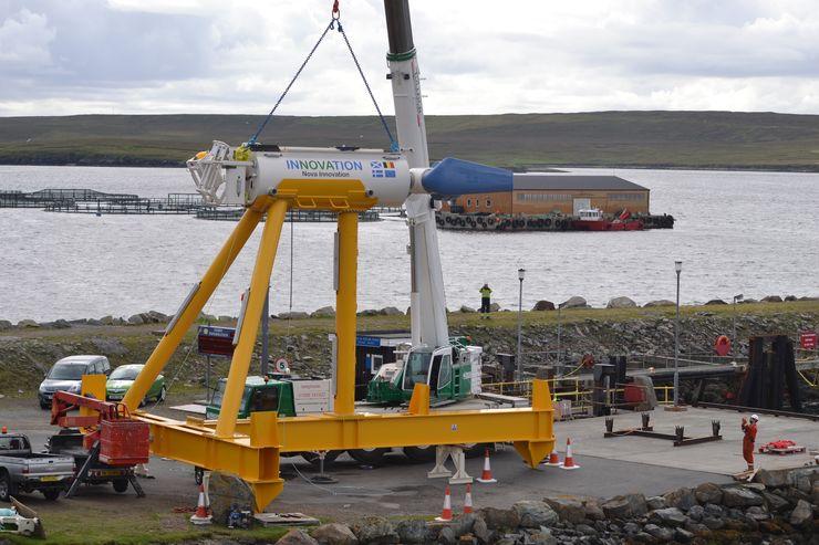 100 кВт турбина Nova M100