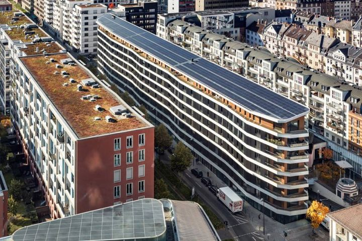 «Aktiv-Stadthaus»