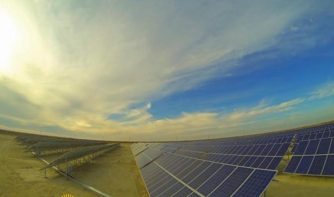 Автономная солнечная электростанция в Узбекистане
